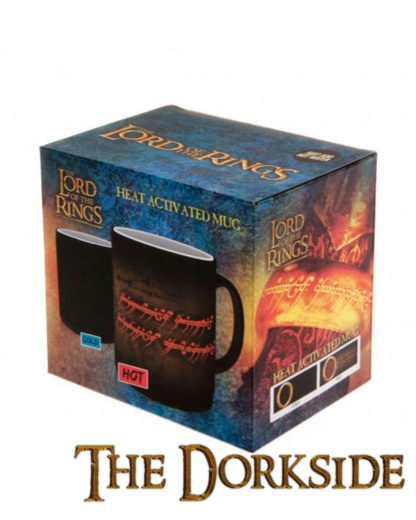 One Ring Heat Change Mug In Box