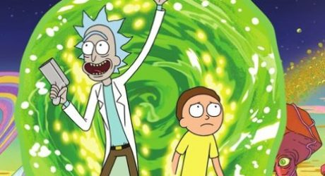 Rick and morty category